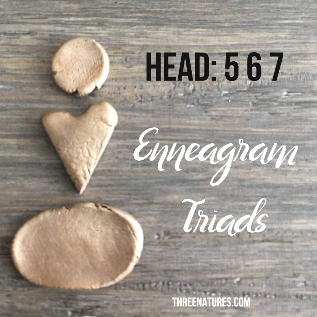 head types of the enneagram