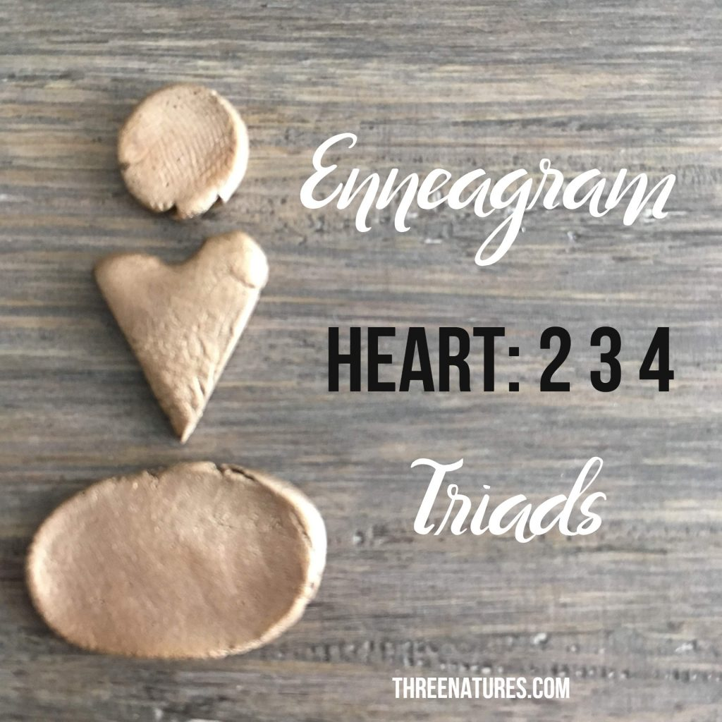heart types of the enneagram